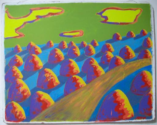 Haystack Dream # 7