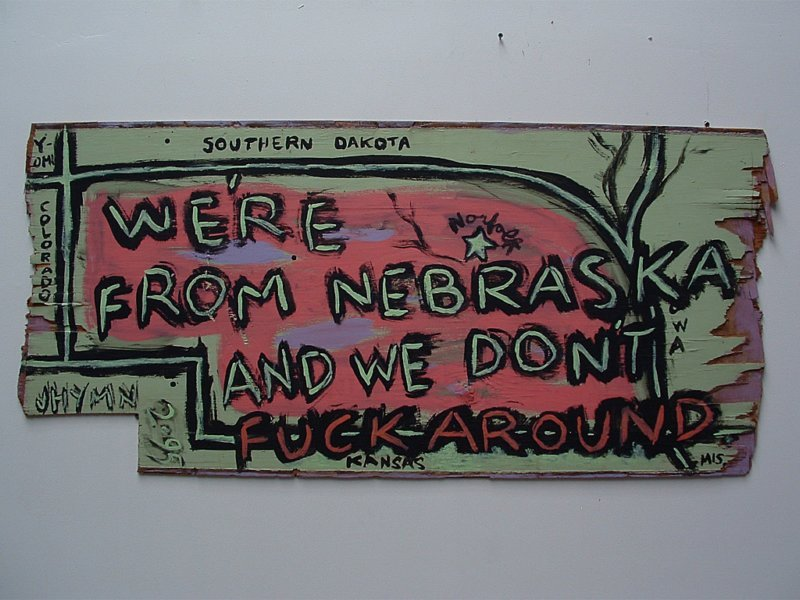 Wer'e from Nebraska